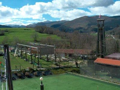 Nature Workshop for Schools in Cabuérniga