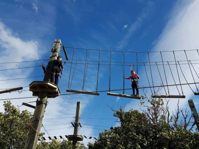 Multi-adventure Activities for Schools Cabuérniga