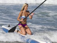 Do some exercise with 3Elements Paddle Boarding