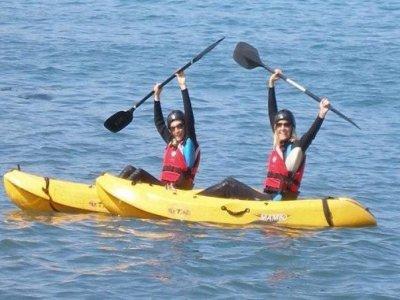 Willen Lake Kayaking