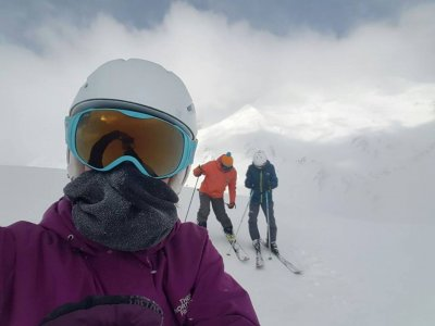 10-h private skiing course for couples