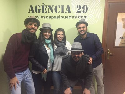 Escape Room in Barcelona, 2 Rooms Package