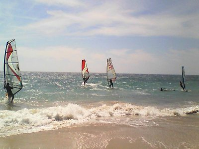 Wind and Water Experience Windsurf