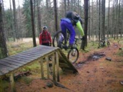 Ecosse Mountains Mountain Biking