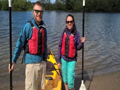 Kayak Taster Session in Chester for Beginners