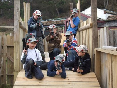 Military Adventure Park Laser Tag