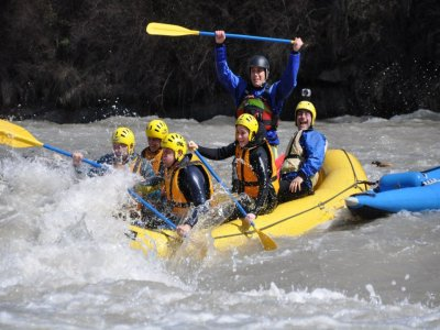 Rafting in La Silla, Huesca