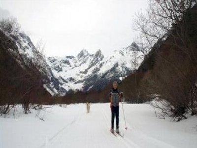 Solomonte Experiencias Esquí de Fondo
