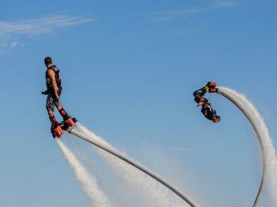 Fyboard and jet ski for 2 in Ametlla De Mar
