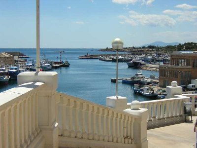 Boat rental at Ametlla De Mar 2h, no title
