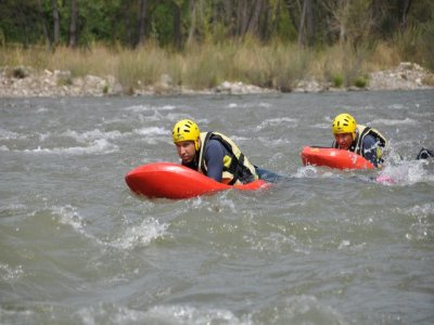 7km (4ft) Hydrospeed in La Silla, River Ésera