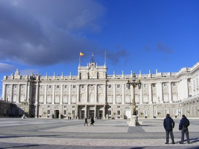 Guided visit to the Royal Palace of Madrid