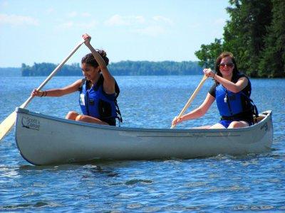 Junior Beginners - Kayaking & Canoeing