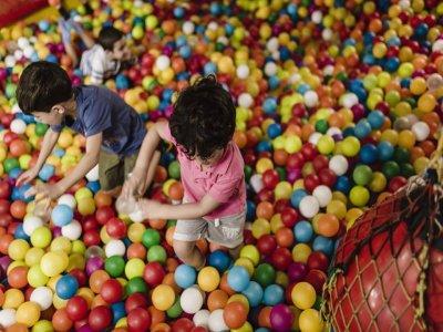 Access to playground in Sevilla, 15 min