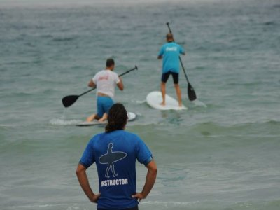 Beach & Escolas Paddle Surf