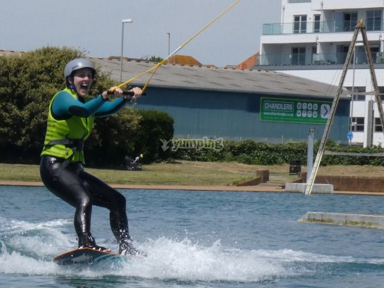 wakeboarding in UK