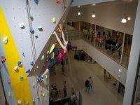 One of the smaller overhangs