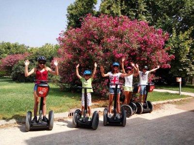 Segway eco-tour, Valencia, 1 hour