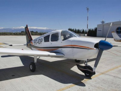 Aeromax Escuela de Pilotos Vuelo en Avioneta