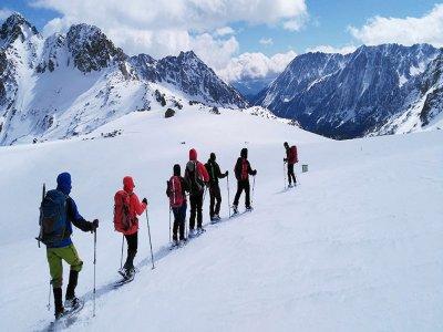 Winter ascent to Veleta & photos, 6h