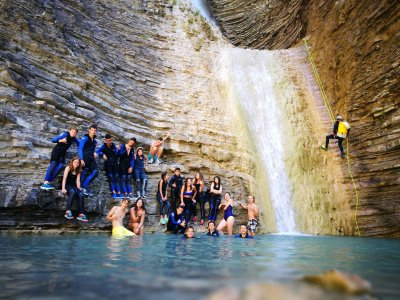 Multi-Adventure Camp at Villanúa for teens in July