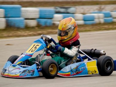 Exclusive Luxe Ibiza Karting