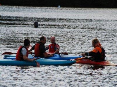 Devon Windsurf & Canoe Centre Kayaking