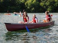 Rent a canoe - fun fun fun