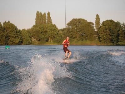 Middlemoor Water Park Wakeboarding