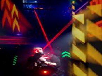 Dark Laser