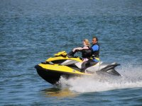 Bring your family to Colwyn Jetski Club!