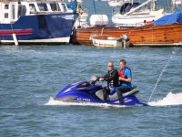 Take Jet Ski lessons with Colwyn Jetski Club