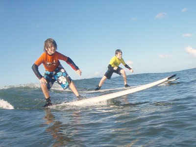 Taster Surfing Experience in Bude for 2hs:50