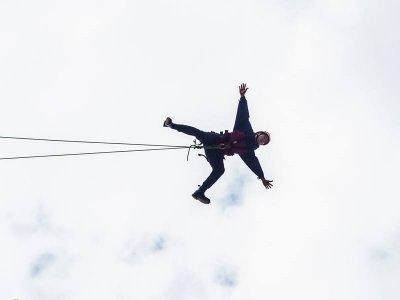 2 Bungee Jumps Package Zalamea La Real + Video