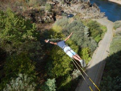 International Bungee Jump of Arbo Great Pendulum
