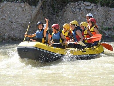 Adventure Water & English Camp, Cuevas Bajas