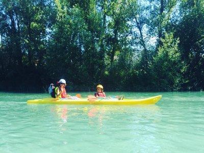 2-Seater Kayak Rental Barasona Reservoir 1h