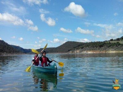 Canoe Descend in Guadalajara + Picnic 4h