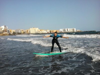 Tenerife Surf Camp Surf