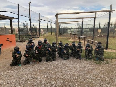 Paintball Match Sant Pere Pescador 150 Balls