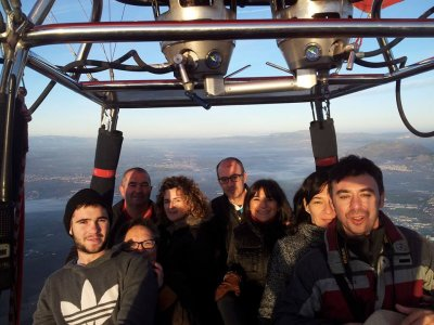 Private Balloon Ride for Groups in Seville