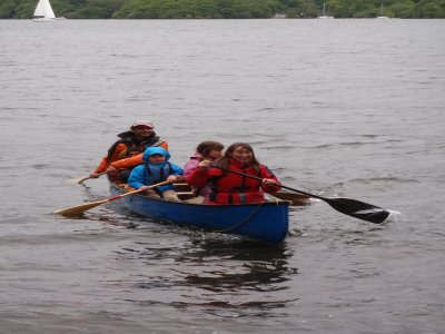 Keswick Canoe and Bushcraft