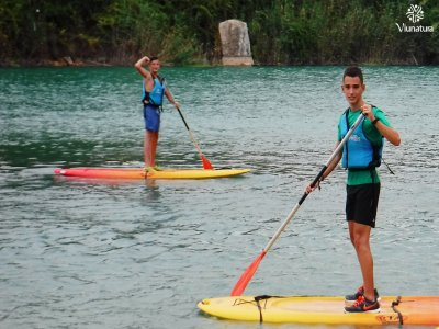 Rental Paddle Surf Material in Catellón 1h