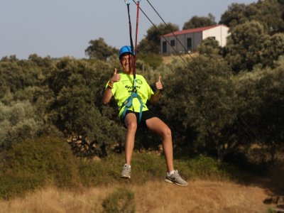 Multiadventure camp in Huelva 4 days