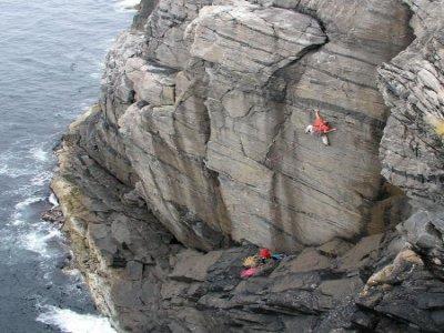 Highland Guides Climbing