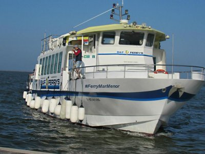 Private Ferry Trip For Groups Mar Menor 2h