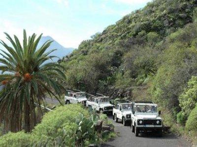 Tenerife Sunshine Rutas 4x4