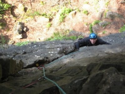 Beginner Rock Climbing Course Mitcheldean