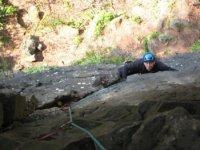 Beginner Rock Climbing Course Mitcheldean