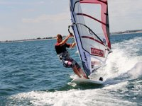 Dorset is one of the best windsurfing spots in the UK